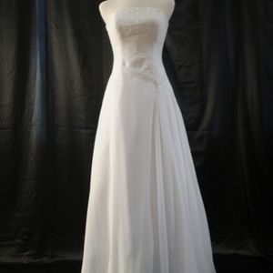 Maggie Sottero Memories Collection Gown Sz 10